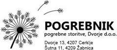 Pogrebne storitve Pogrebnik Logo